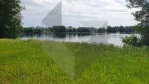 Sklypas su namo projektu ant Ilgio ežero kranto