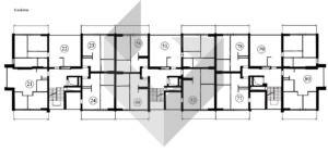 3 kambarių butas Alytuje: