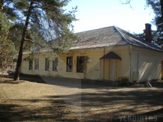 Komercinis pastatas Daugų g. Alytuje
