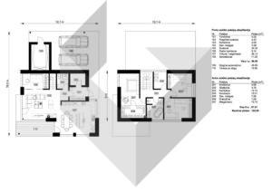 Naujas, A+klasės namas Pabalių g. Alytuje