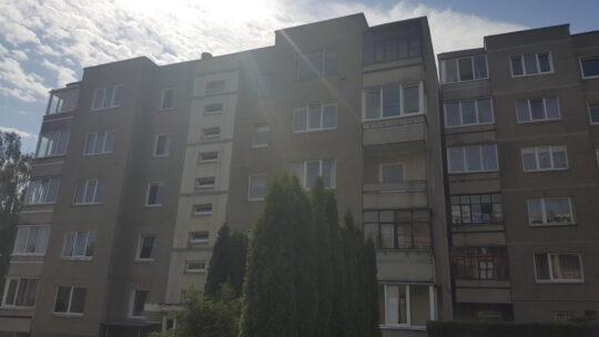 Trijų kambarių butas Jurgiškių g. Alytuje