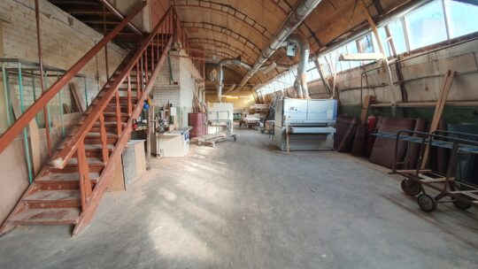 Parduodamas industrinis kompleksas Naujoji g. Alytuje.