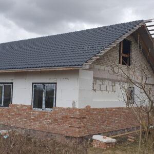 Parduodamas naujos statybos namas, šalia Luksnėnų ežero