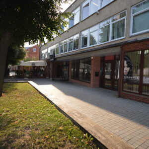 475 kv.m. komercinės patalpos Alytaus centre, Rotušės a.