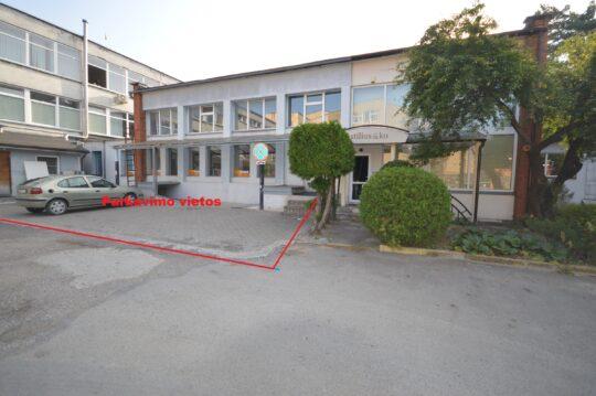 Parduodamos 130 kv.m. komercinės patalpos Alytaus centre
